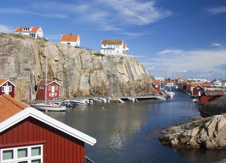 Bohuslänskt landskap Samuelssons Rapport