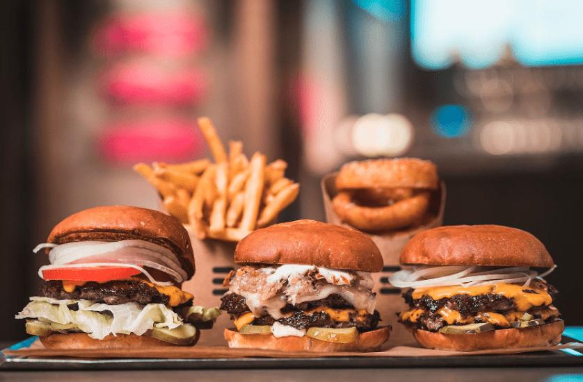 hamburgare i sverige