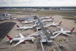 Europas 10 största flygplatser