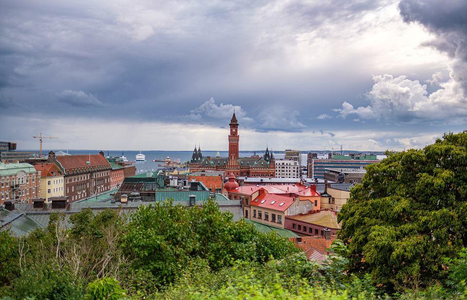 Sveriges största städer - Helsingborg