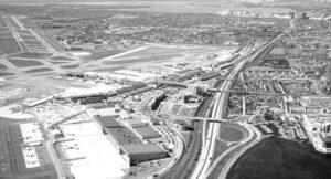 Nordens största flygplatser