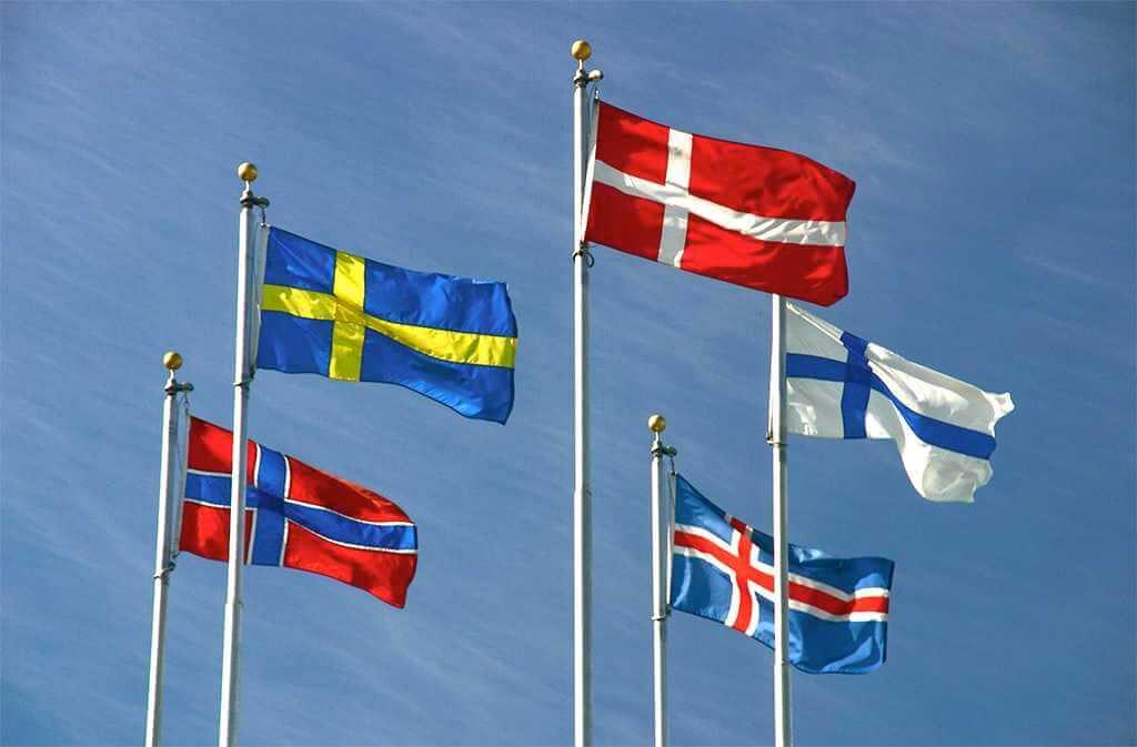 Nordiska utdelningsaktier
