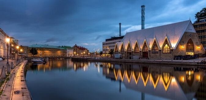 Sveriges 15 största städer