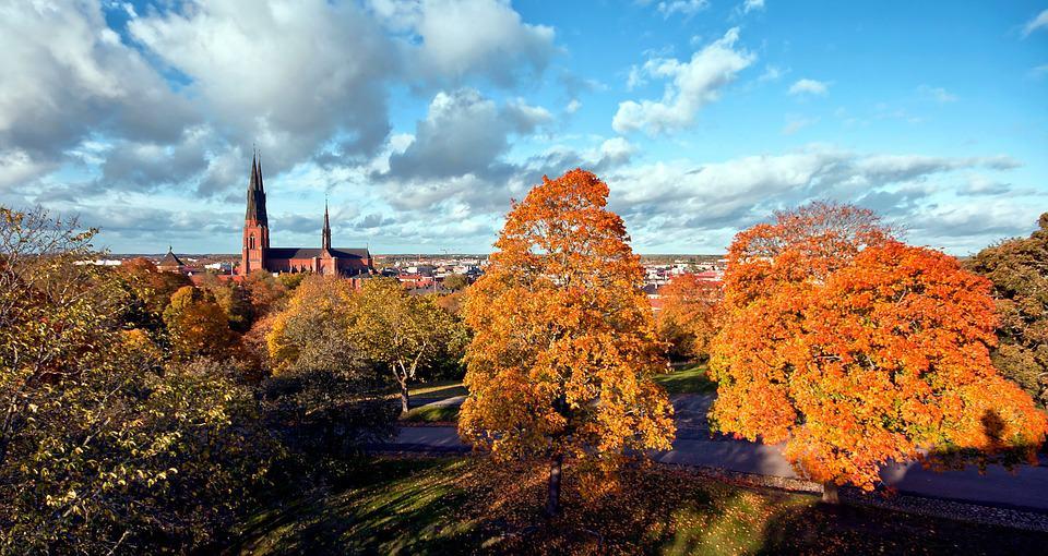 Sveriges största städer - Uppsala