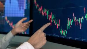 Vanliga diagramtyper inom trading
