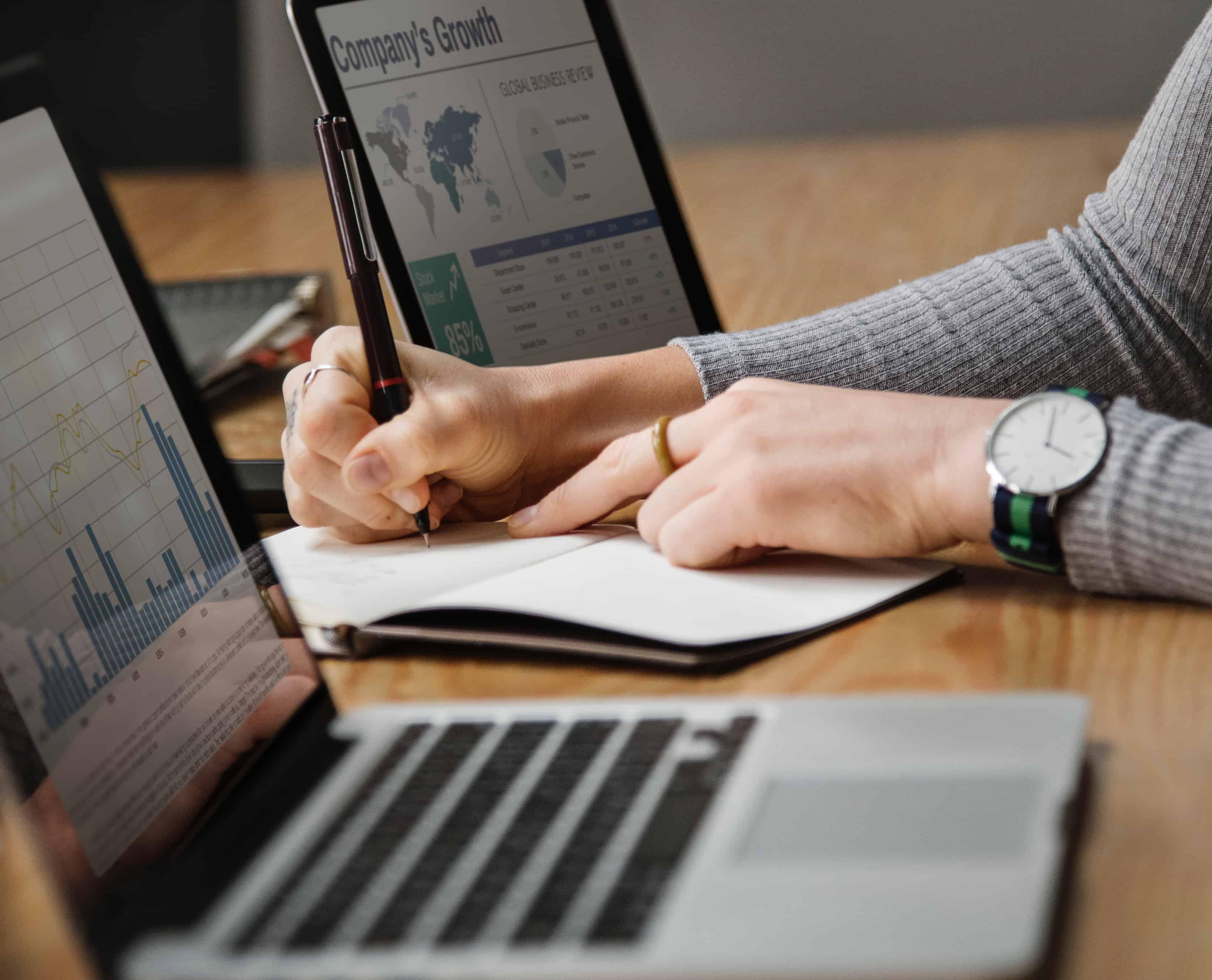 Nettovinst, vad är det? – Förklaring och definition av nettovinster