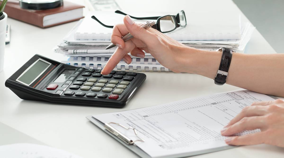 räkna ihop inkomst - hushållsbudget