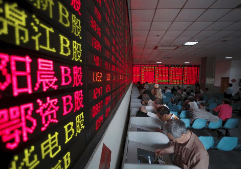 Börsen Kina