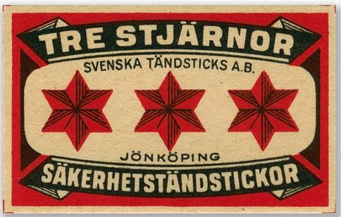 Ivar Kreuger - Tändstickor