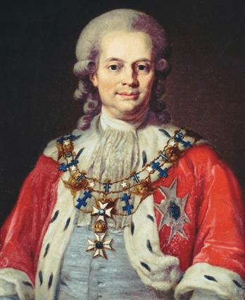 Gustav III:s finansminister Johan Liljencrantz
