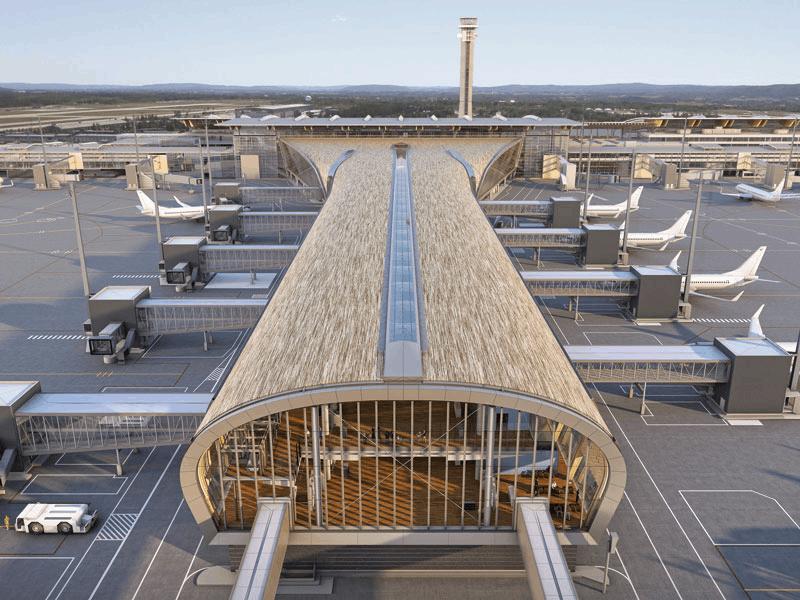 Nordens största flygplatser - Oslo - Gardermoen, Norge