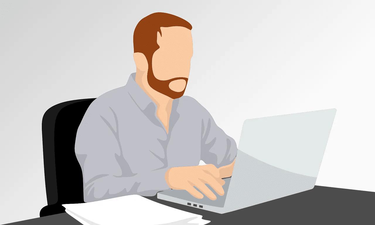 jobba hemifrån - frilansskribent