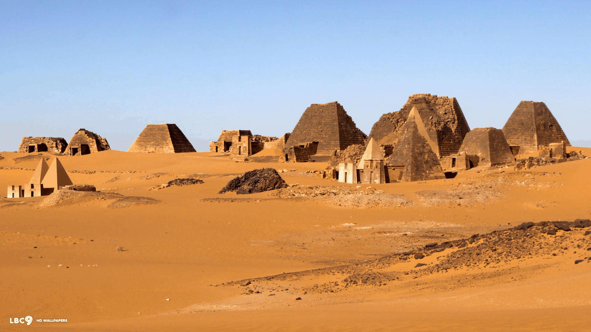 sudan - Afrikas Största Länder