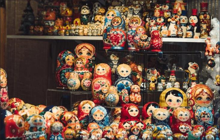 ryska - Världens mest talade språk