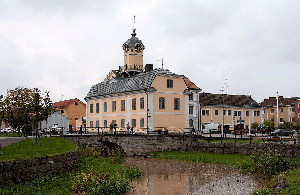 Sveriges äldsta stad - söderköping östergötland