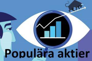 populära aktier