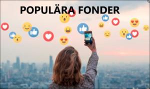populära fonder