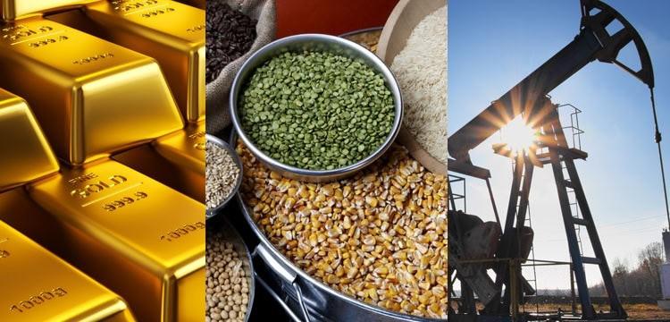 Råvaror, allt du behöver veta för att investera i råvaror 2019