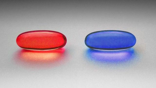 Väljer du det röda eller blåa pillret inom trading?
