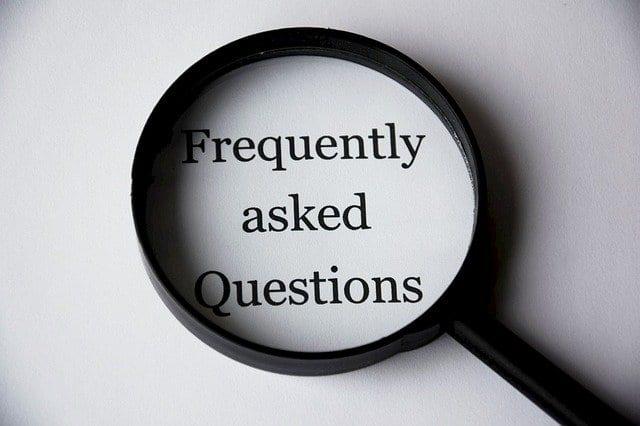 FAQ preferensaktier