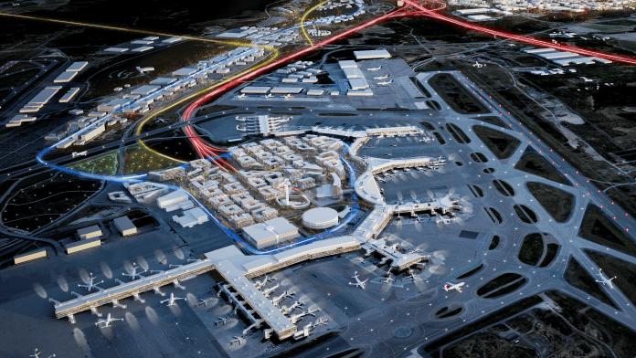 sveriges största flygplatser
