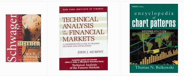 Teknisk Analys | De 3 bästa böckerna någonsin – alla kategorier