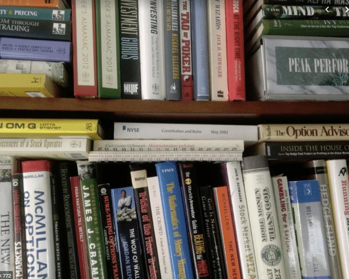 25 bra tradingböcker – Vilka böcker hjälpte dig att tjäna mest pengar på börsen?