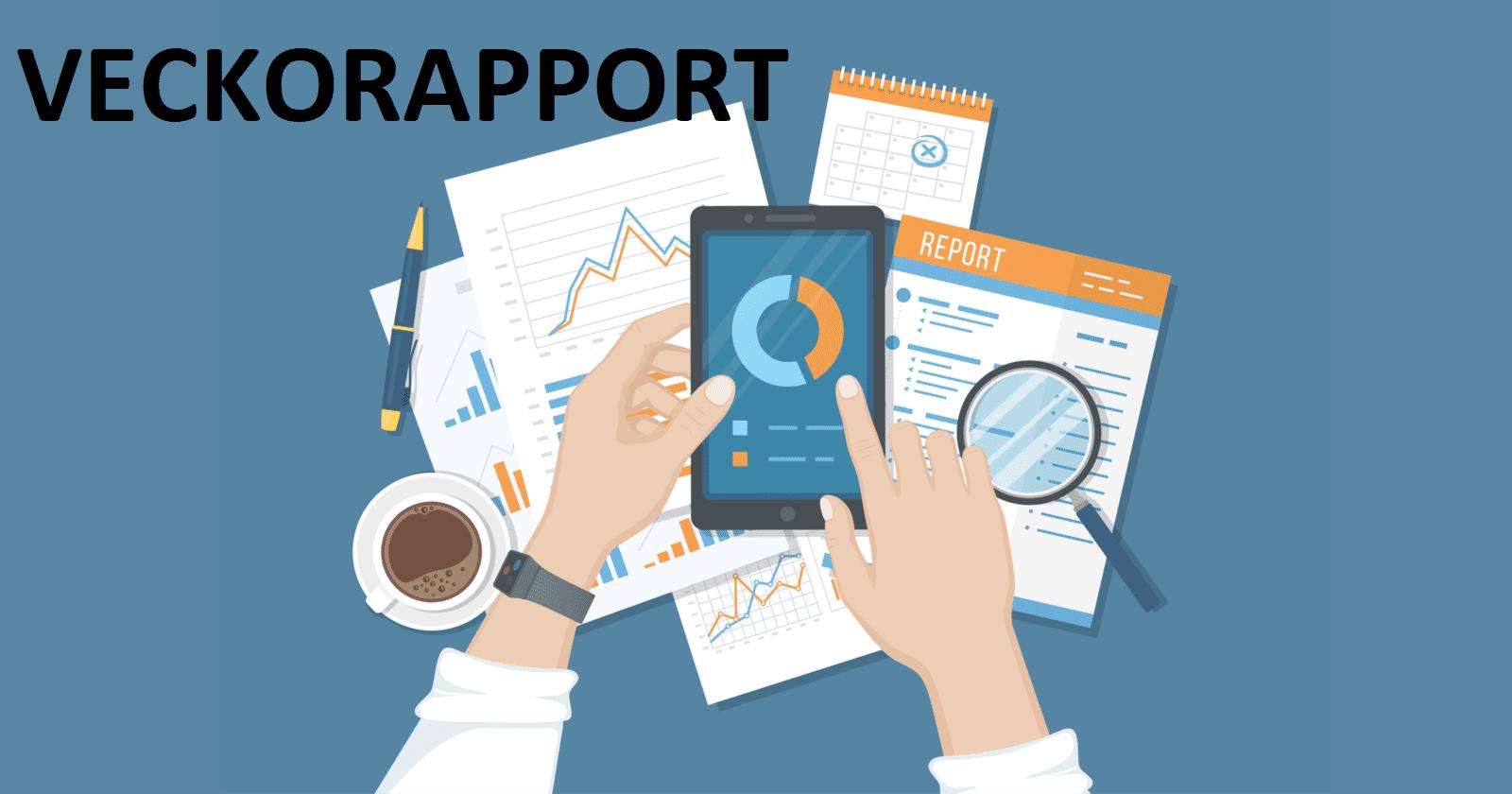 Läs mer om artikeln Veckorapport v22 – Trading Resultat | (Veckans Trades)